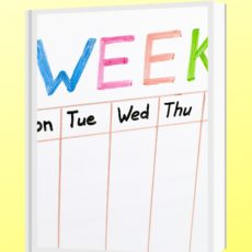 Days of the week COVER